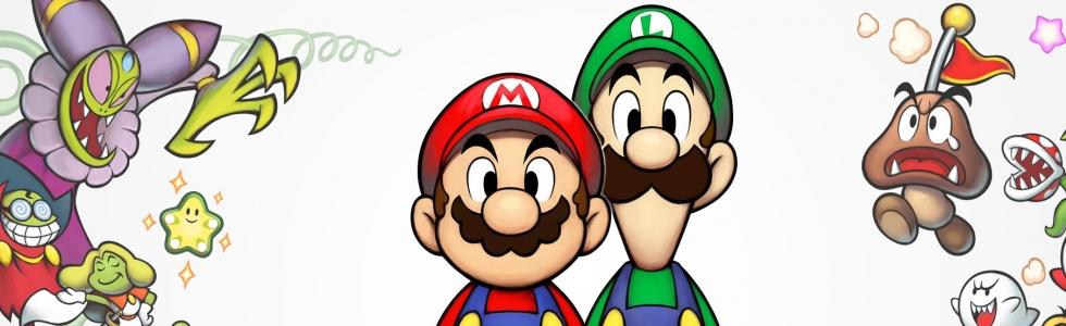 Mario Luigi Superstar Saga Bowser S Minions Nintendo
